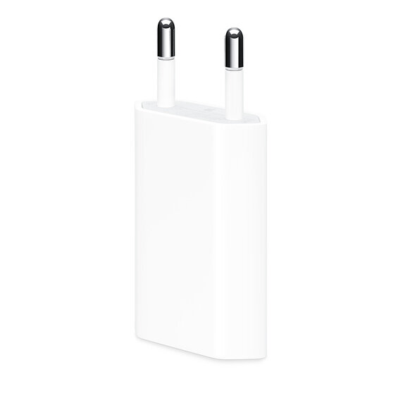USB Power Adapter 1A iPhone (MD 813)
