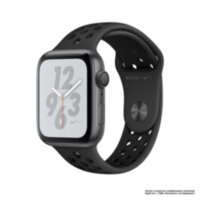Apple Watch Nike+ 4 (GPS) 44mm Space Gray Aluminum Case with Anthracite/Black Nike Sport Band (MU6L2)