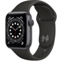 Apple Watch Series 6 GPS 40mm Space Gray Aluminum (MG133)