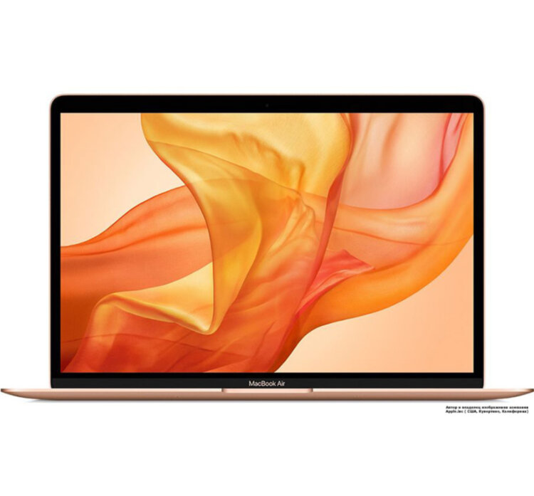 MacBook Air 13 Gold (5REF2) CPO