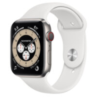 Apple Watch Edition GPS + Cellular 44mm Titanium (M0H23)