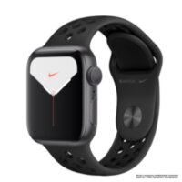 Apple Watch Nike+ 5 (GPS) 40mm Space Gray Aluminum Case with Anthracite/Black Nike Sport Band (MX3T2)