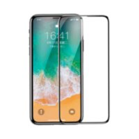 Baseus Silk-screen Tempered Glass for iPhone X / XS