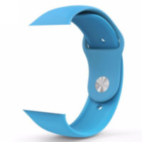 Blue Sport Band With Steel Pin (high copy)