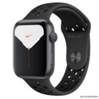 Apple Watch Nike+ 5 (GPS) 44mm Space Gray Aluminum Case with Anthracite/Black Nike Sport Band (MX3W2)