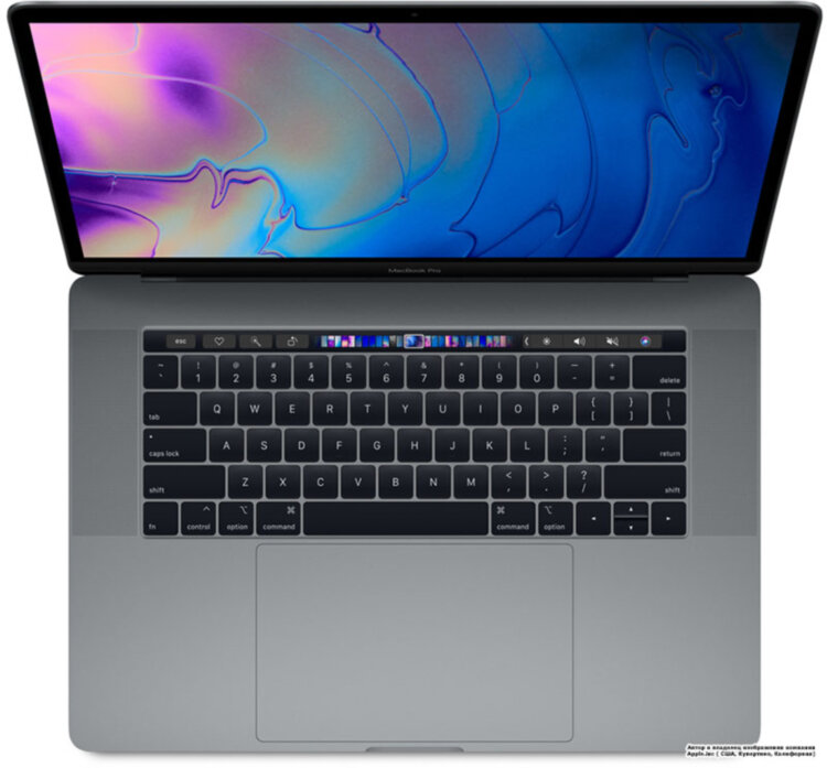 MacBook Pro 15 Space Gray (MR942) Уценка