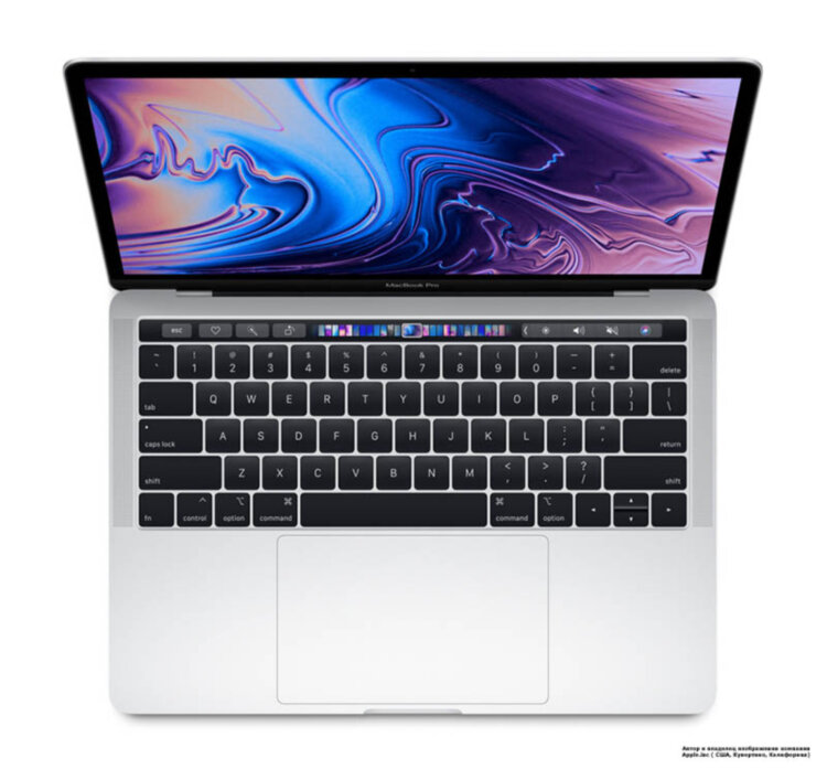 MacBook Pro 13 Silver (MV9A2)