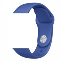 Royal Blue Sport Band With Steel Pin (high copy)